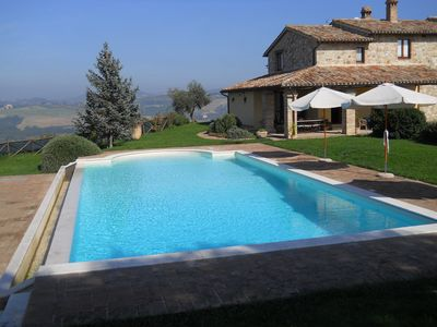 Mansion - TODIHouse with character  Panoramic views over the Tiber valley and TODI