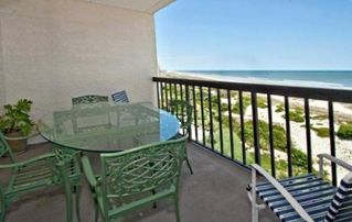 Amelia Island condo photo - Enjoy your View of the miles of white sand beaches along Amelia Island