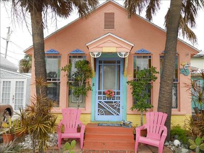 Mermaid Cottages   #3 Mermaid 1bd.+sofa bed #4 Seahorse 2bd.+2 sofa bed