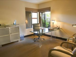 Rancho Mirage villa photo - full office for business or personal needs