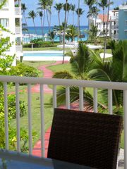 Punta Cana condo photo - Your view from balcony