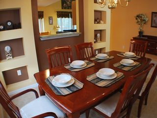 Terra Verde villa photo - Formal dining room