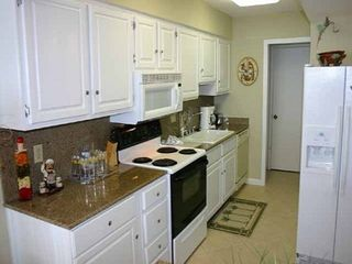 Gulf Shores condo photo - Kitchen Area
