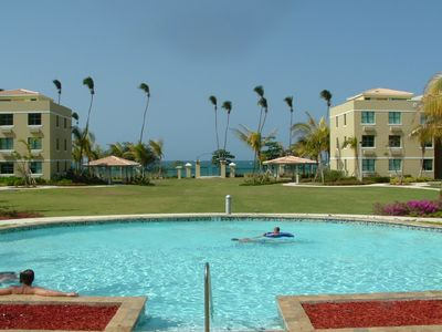 Heated Clubhouse Pool with Ocean View