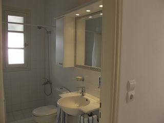 Andros villa photo - Lower level bathroom