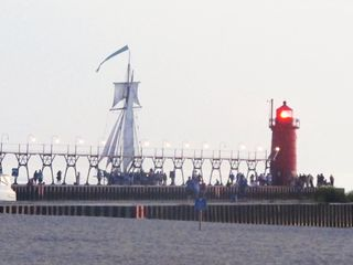 South Haven cottage photo - South Haven's Own Tall Ship, Friends Good Will