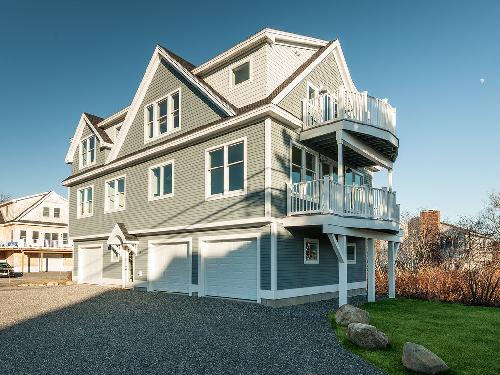 Brand New House Brand New Rental Gorgeous HomeAway York Beach