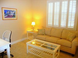 Cape Coral house photo - Den/Office perfect for quiet time or planning your next boating adventure