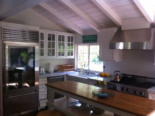 Malibu house rental - Gourmet Kitchen
