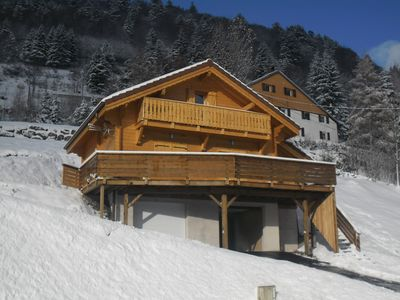 traditional chalet **** stars located south full all-inclusive sauna