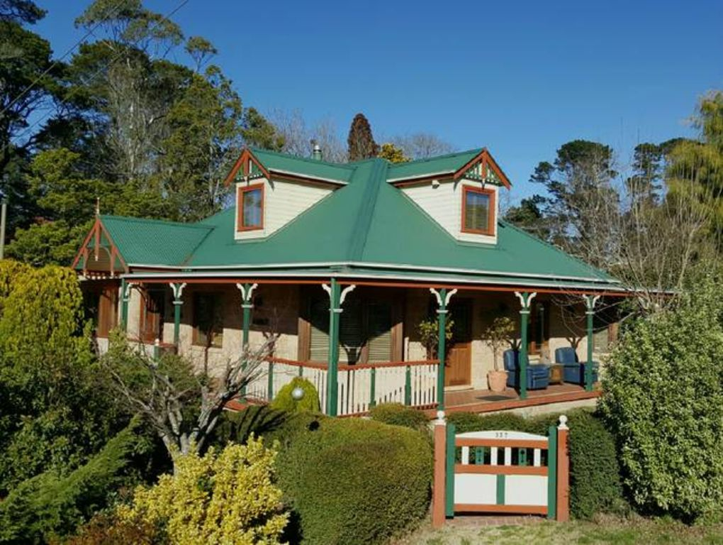 Cascades Manor - Luxury Home Katoomba