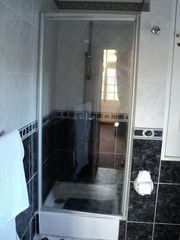 Saint-Georges-sur-Erve chateau / country house photo - En suite bathroom for bedroom #4