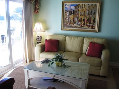 Seabrook Island villa rental - Comfortable living area beautiflly appointed!