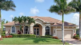 Marco Island house photo - .Lovely Tommy Bahama style home, waterfront, heated pool, dock, 3 bedrooms