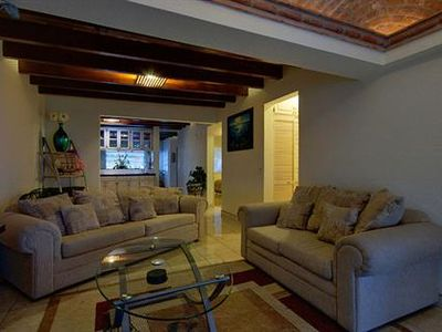 Rosarito Beach villa rental