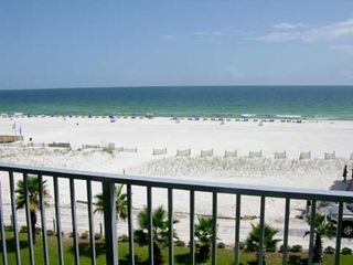 Orange Beach condo photo - Beach view