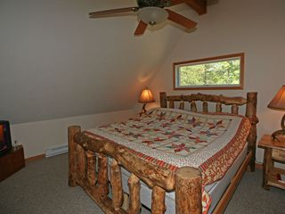 Towamensing Trails chalet photo - Bedroom 4 Master Bedroom Image 2