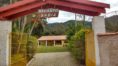 For rent Finca in Socorro - SP, for those seeking tranquility and laser.