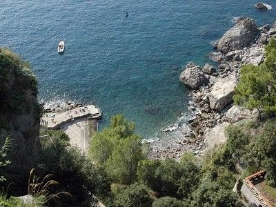 Amalfi Coast Villa delle Rose - Beach View