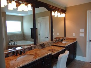 Cherry Grove Beach estate photo - Second Master Suite with Dual Vanities