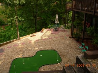 Lake Allatoona studio photo - Golf Anyone?