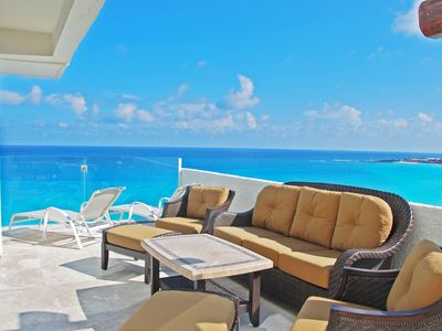 Penthouse #371 direct ocean Big 4 Bedroom - Awesome Views!!!