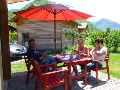 Cottages for Arignac in the heart of the Regional Natural Park of the Ariège Pyrenees