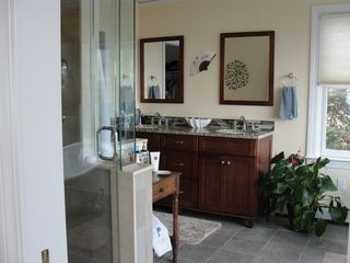 Jamestown (Conanicut Island) house photo - View #1 - Master bath