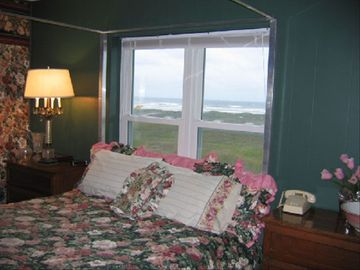 View of Ocean from Master Bedroom