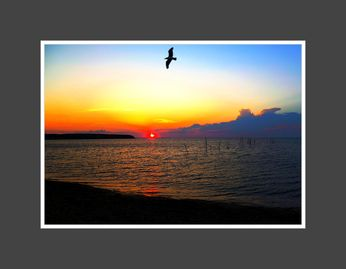 Montauk house rental - ...a walk to the most amazing sunsets at