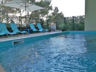 Fabulous seaside apartments with a heated pool and jacuzzi, family frendly - Unit A3
