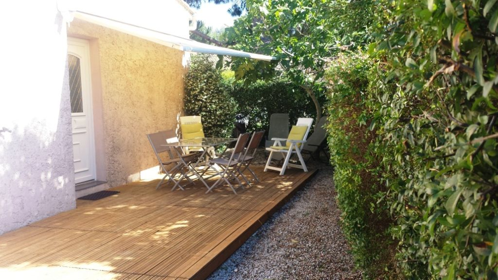 Nice Studio 30m² independent + shaded terrace