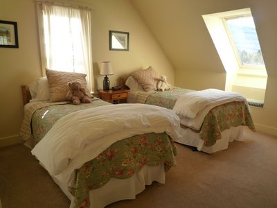 Manchester house rental - Twin Bed Room