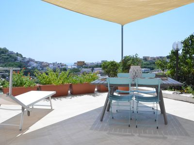 Holiday home in Barano d'Ischia in the green and near the beach Maronti