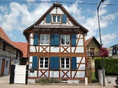 Holiday house, 150 square meters , Mittelhausbergen