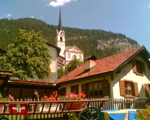 Holiday house Alvaneu Dorf for 4 persons with 2 bedrooms - Holiday house