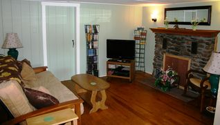 Gilmanton cottage photo - Watch Cable TV, your favorite movies or play some games.