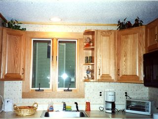 Smugglers' Notch house photo - Kitchen view