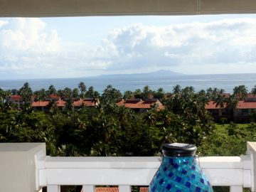 View of Vieques from balcony