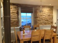 Beautifully refurbished 1850s Fishermans Cottage on the sea front