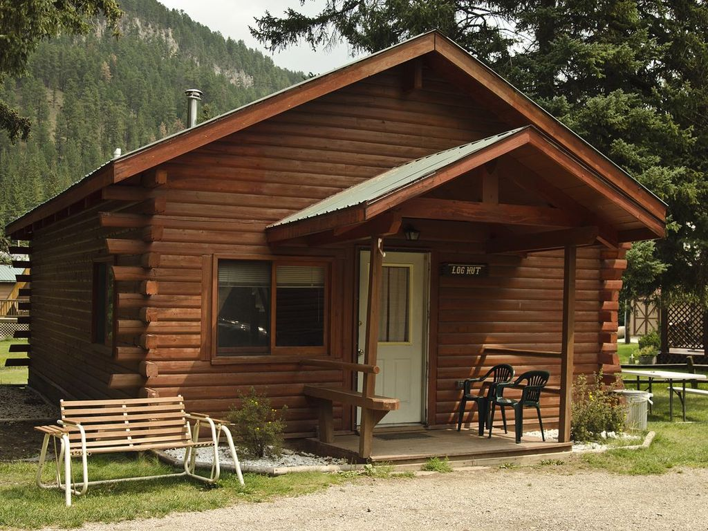 Spearfish vacation rental vrbo 339917 3 br black hills for Vacation log homes