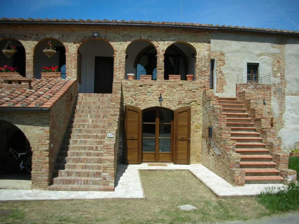 Restored Tuscan farmhouse near Montepulciano HomeAway Montepulciano