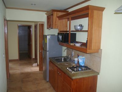 Kitchenette Downstairs