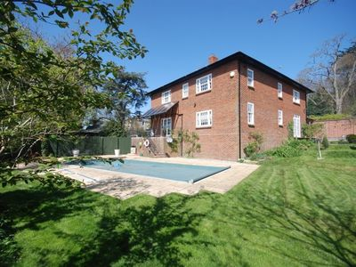 Bridport house rental - House & Swimming pool