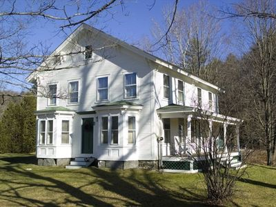 Chittenden farmhouse rental - Colonial farm house