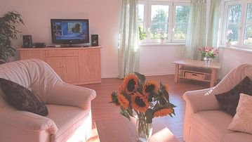 Gengenbach apartment rental - Holiday house 'Valley View' - Part of living-room