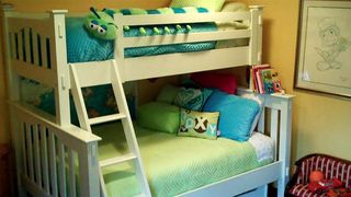 Sonoma house photo - BR #3 Bunk Bed (Twin over Queen) Lots of toys.