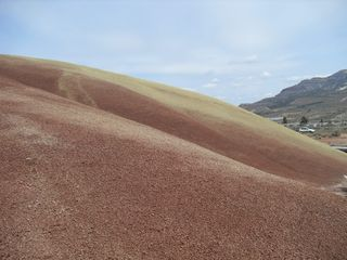 Mitchell cottage photo - Close Up - Painted Hills