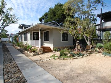 Santa Barbara cottage rental