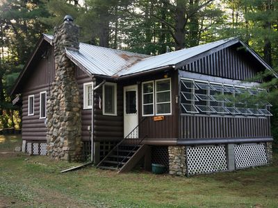 Rustic Cabin For Your Memorable Adirondack Mountain Getaway